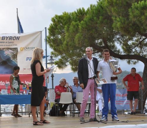 Coppa Byron 2013 - Premiazione