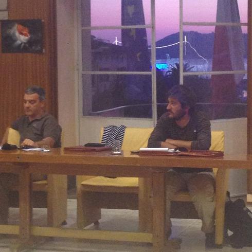 Elementare Tellaro - Consiglio comunale lerici