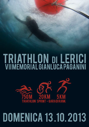 Lerici Triathlon 2013