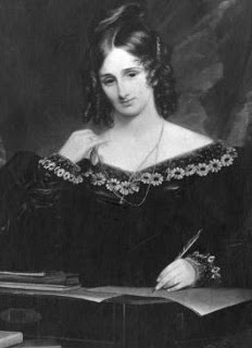 Mary shelley (Mary Wollstonecraft Godwin)