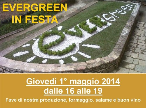 Evergreen in festa - La Serra di Lerici